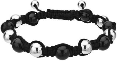 Inox Jewelry Stainless Steel Agate Bracelet