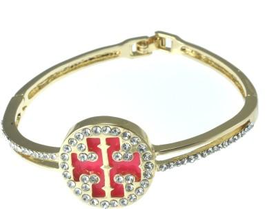 Hightrendz Alloy Yellow Gold Bracelet