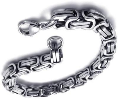 Pourni Stainless Steel Silver Bracelet
