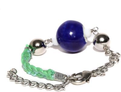 Kook N Keech Metal Enamel Bracelet