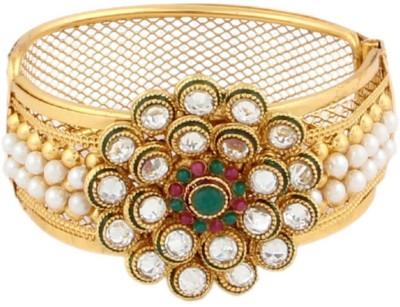the jewelbox Brass Yellow Gold Bracelet