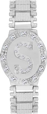 Rich Club Metal Diamond Sterling Silver Bracelet