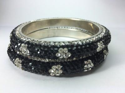 Alibao Brass Diamond Copper, Brass Kada