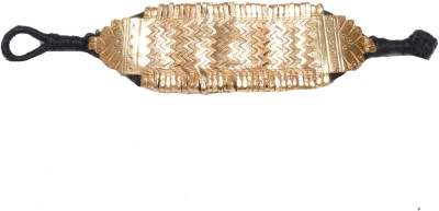 Gharaz Brass Yellow Gold Bracelet