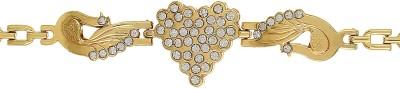 Rich Club Yellow Gold Bracelet