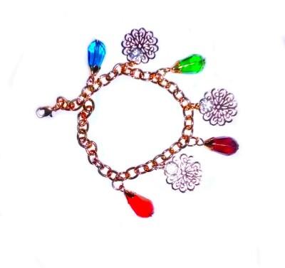 shrungarika Alloy Charm Bracelet