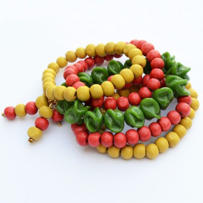 Foppish Mart Ceramic Bracelet