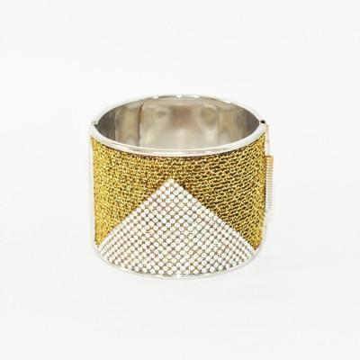 PERRYANDELLEN Metal Bracelet
