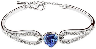 Young & Forever Alloy, Crystal Bracelet