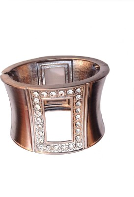 Grace Fashion Villa Alloy Rhodium Bracelet