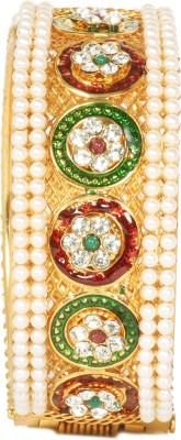 penny jewels Brass Beads Kada