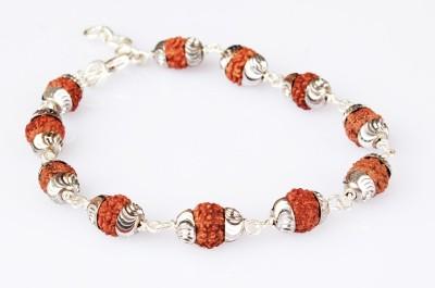 Narayan Religious Shopee Silver Silver Bracelet