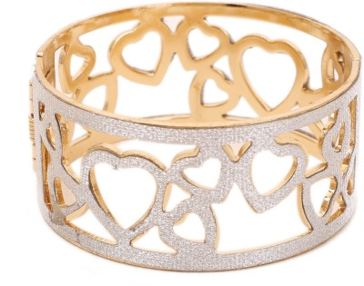 Jewel Touch Alloy Cuff