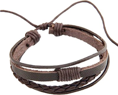Young & Forever Leather Bracelet