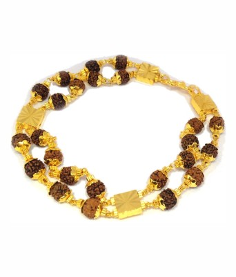 j s imitation jewellery Wood Yellow Gold Bracelet