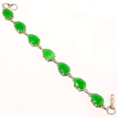 Kirti Gems Sterling Silver Bracelet
