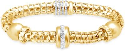 Tvesha Alloy Yellow Gold Bracelet