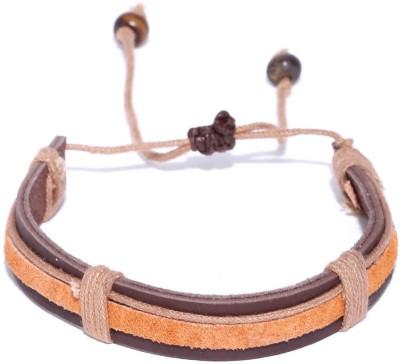 ToniQ Fabric, Leather Bracelet