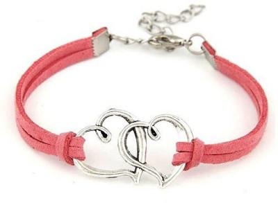 Gajraula Crafts Alloy Rhodium Bracelet