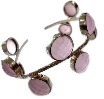 Fashion67 Brass Silver Bracelet