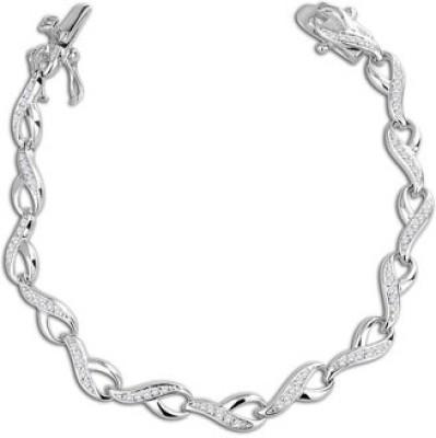 Peora Silver Bracelet