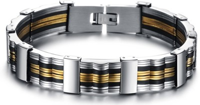 Montague Silicone Bracelet