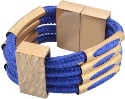 Modish Look Alloy Charm Bracelet