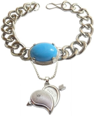 BIGSALE786 Alloy Crystal Silver Bracelet