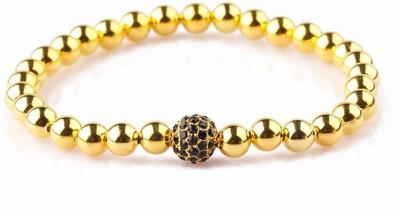 Nezaro Metal 10K Yellow Gold Bracelet