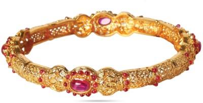 Sparkle Street Glass, Stone, Metal Bracelet