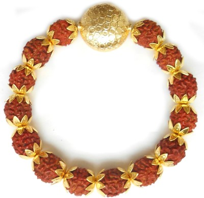 Herbal Jewellery Alloy, Wood Bracelet