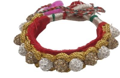 Arihant Jewels Silk Dori Coral Bracelet