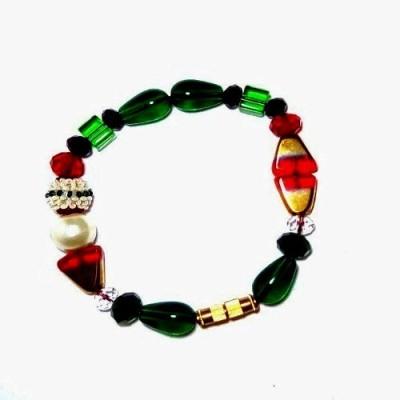shalini jewlles Metal Beads Bracelet