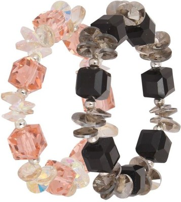 Riana Stone Swarovski Crystal Bracelet Set
