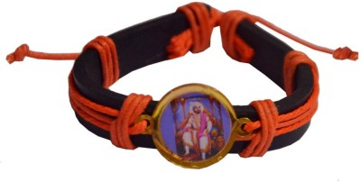 Men Style Leather Charm Bracelet