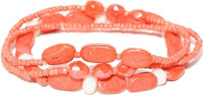 Kook N Keech Metal Enamel Bracelet Set