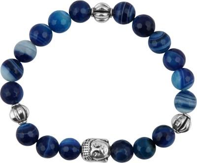 Pearlz Ocean Alloy Agate Bracelet