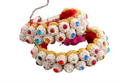 Chandra Creations Lac Beads Bracelet Set