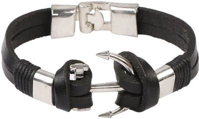 The Bro Code Leather Bracelet