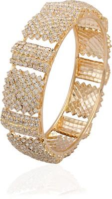 AccessHer Brass Bracelet