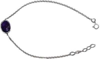 Style A Bit Sterling Silver Quartz Bracelet