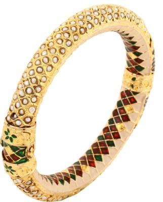 Dilan Jewels Alloy Beads 18K Yellow Gold Bracelet