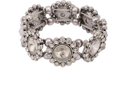 Mese Alloy Silver Bracelet