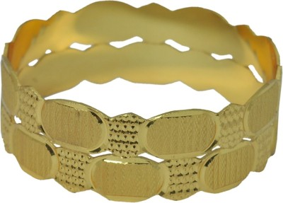 Czar Brass Brass Bangle Set