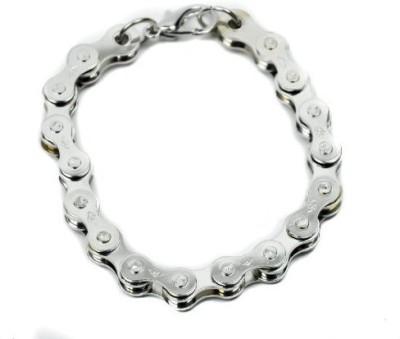 Memoir Stainless Steel Titanium Bracelet