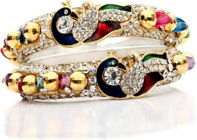 JRB Collection Brass Bracelet Set