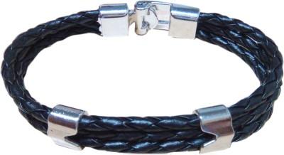 Chandrika Pearls Leather Bracelet