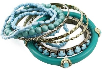 Jewel Touch Acrylic Bracelet Set