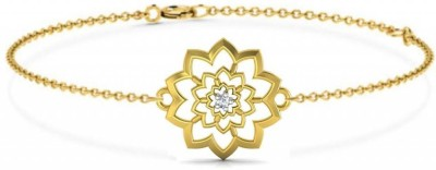 Avsar Mamata Yellow Gold 18kt Diamond Bracelet