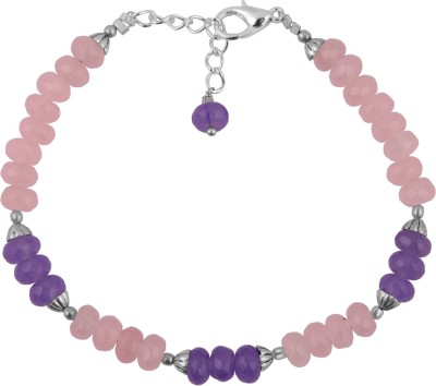 Pearlz Ocean Alloy Jade Bracelet